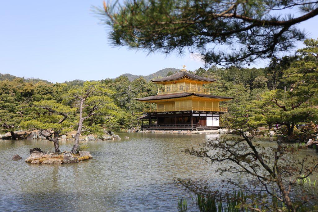 Japón a tu aire Templo dorado