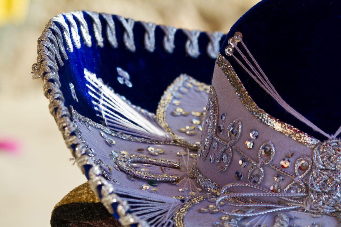 Viaje al México Colonial Sombrero Mariachi