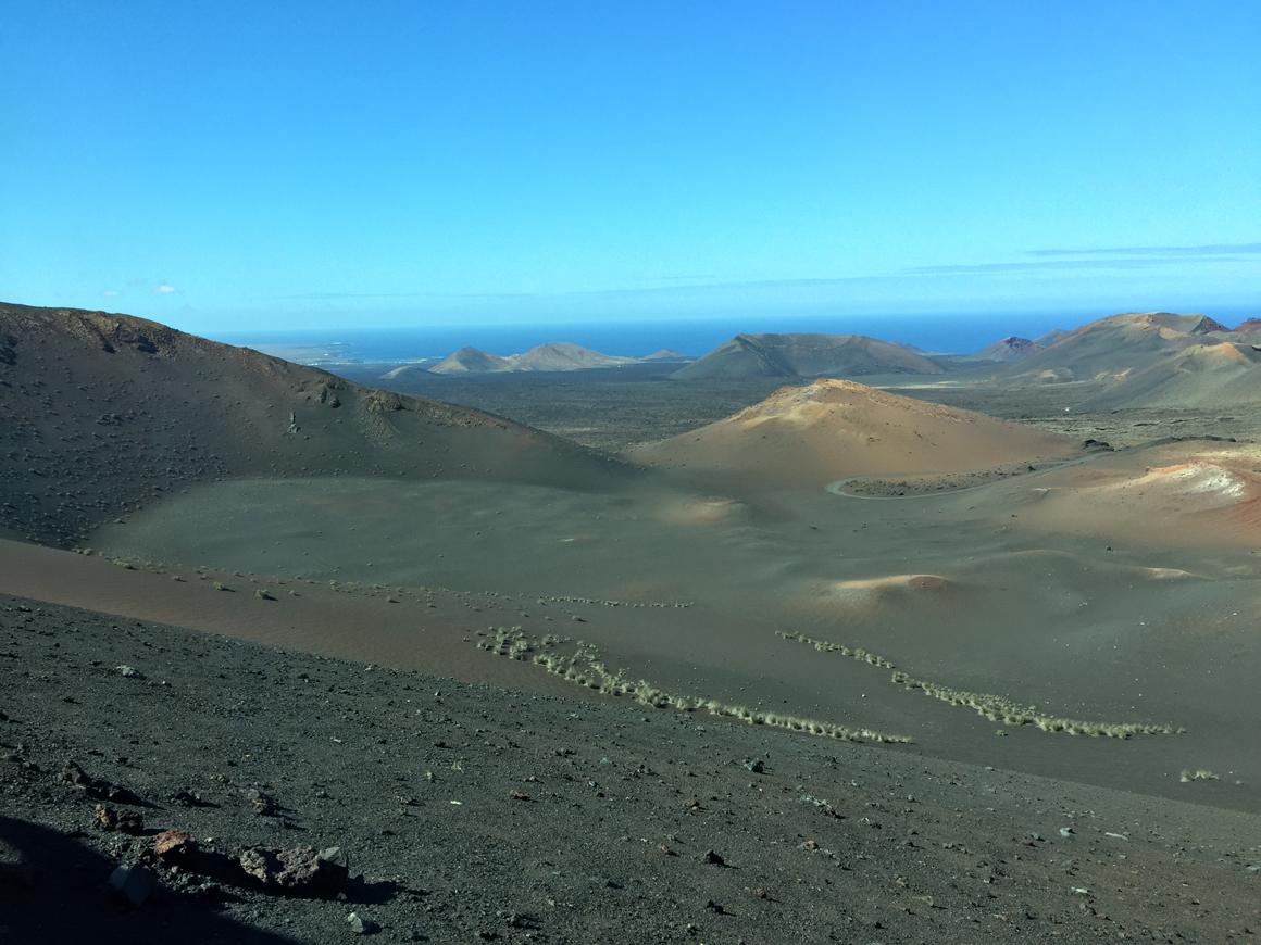 Lanzarote - Parque Nacional de Timanfaya - que hacer en lanzarote