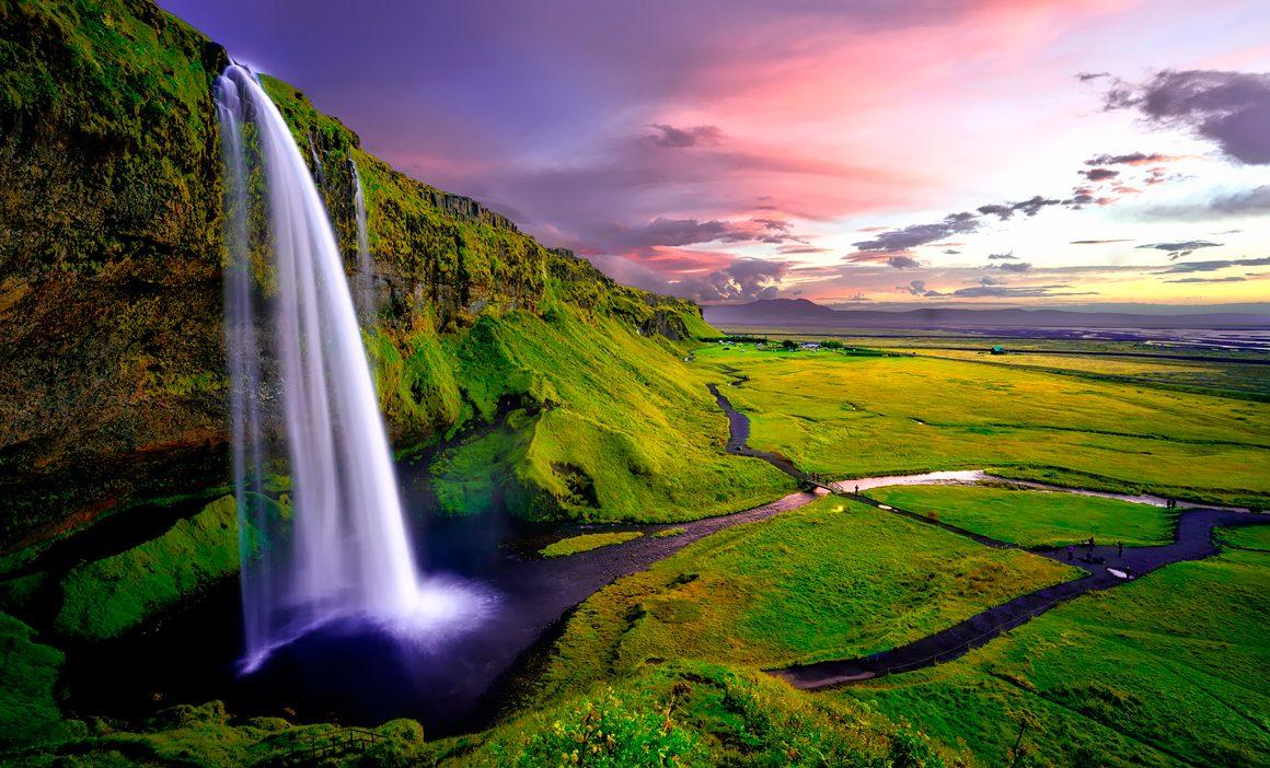 Viaje a Islandia Catarata