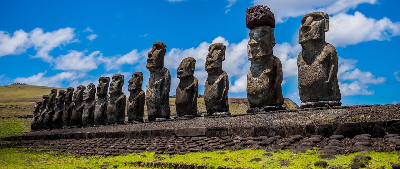 Oceania Isla de Pascua Rapa Nui