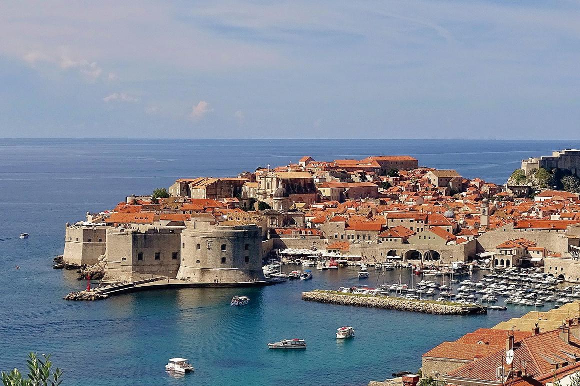 ¡Vete a la playa en Dubrovnik!