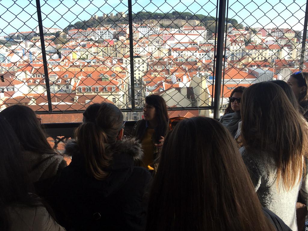 Guía Free Tour Lisboa