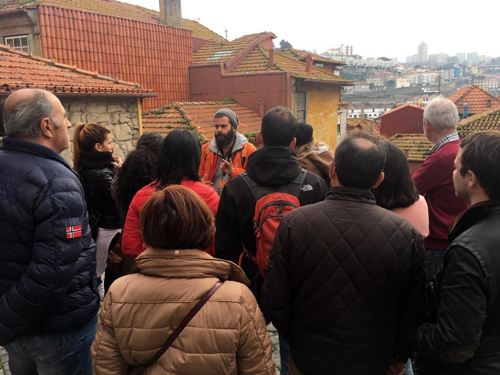 Guía Free Tour Oporto