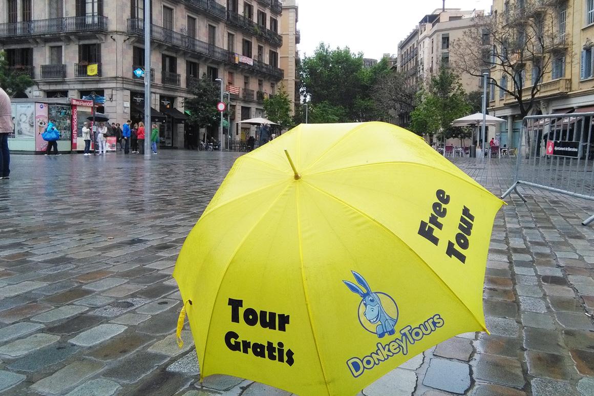 Free Tour en Barcelona