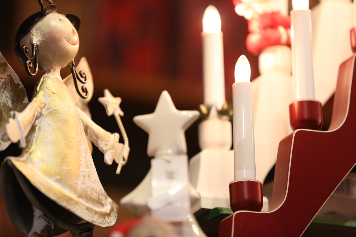 Alsacia en Navidad Mercadillo
