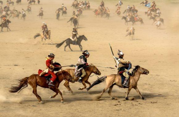 Mongolia el país de Gengis Khan