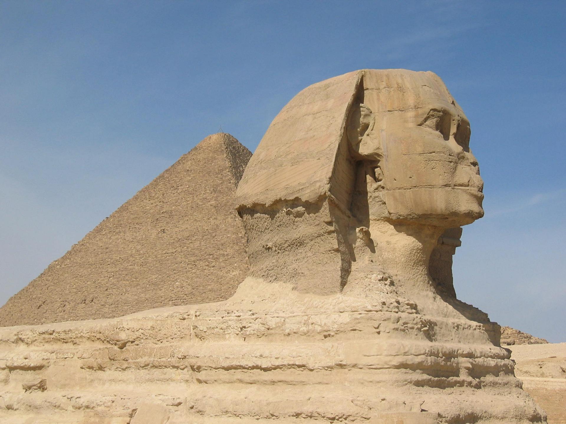 El Egipto de los Faraones