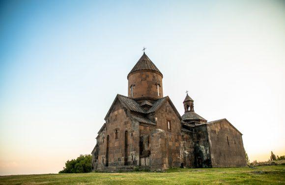 VIAJE A ARMENIA: LA LEYENDA DE NOÉ