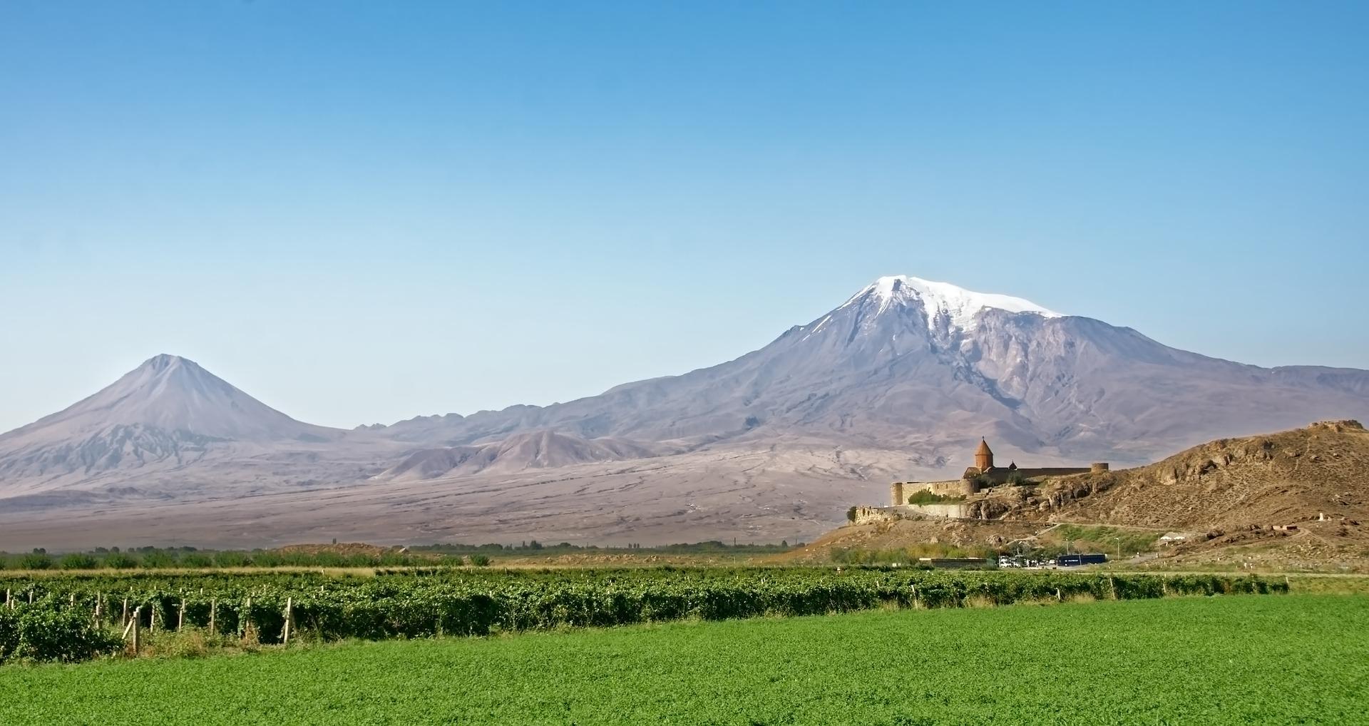 Viajes a Armenia La Leyenda de NOE