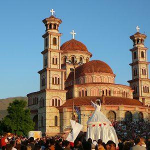 Trekking por Albania