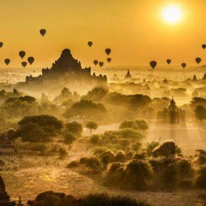 Myanmar: Grandes Clásicos y Ngapali