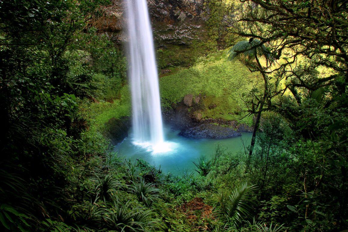 Nueva Zelanda magica