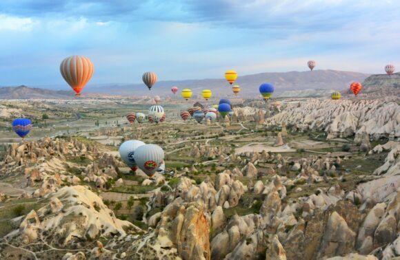 En Caravana a la historia de Capadocia