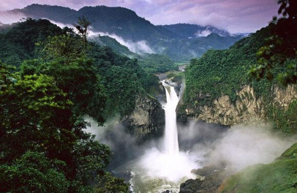 Andes y Amazonia