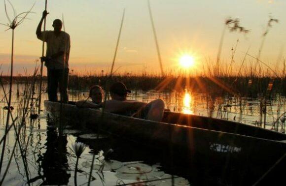 Botswana: Ruta de los 3 ríos