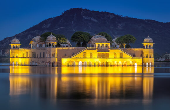 Rajasthan al Completo y con media pensión