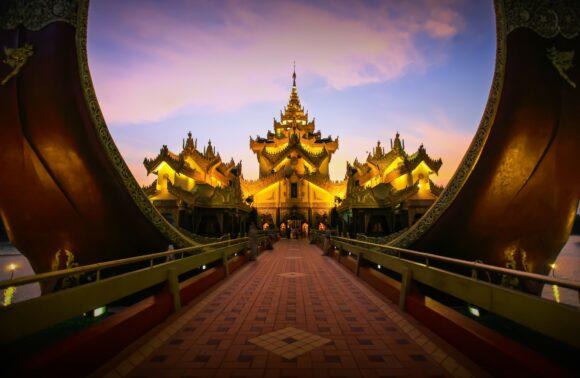 Myanmar Clásico 2020-21