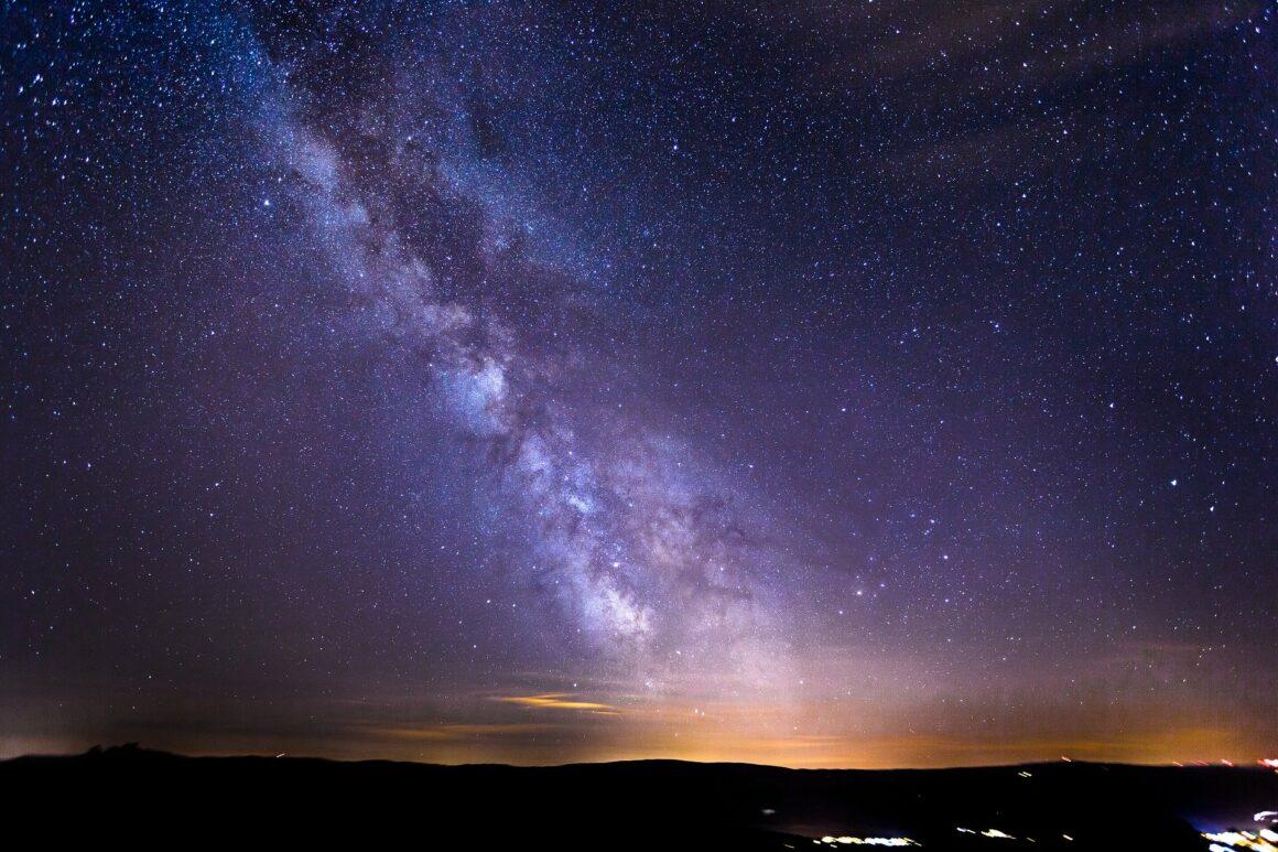contemplar estrellas en el Congost de Mont-rebei