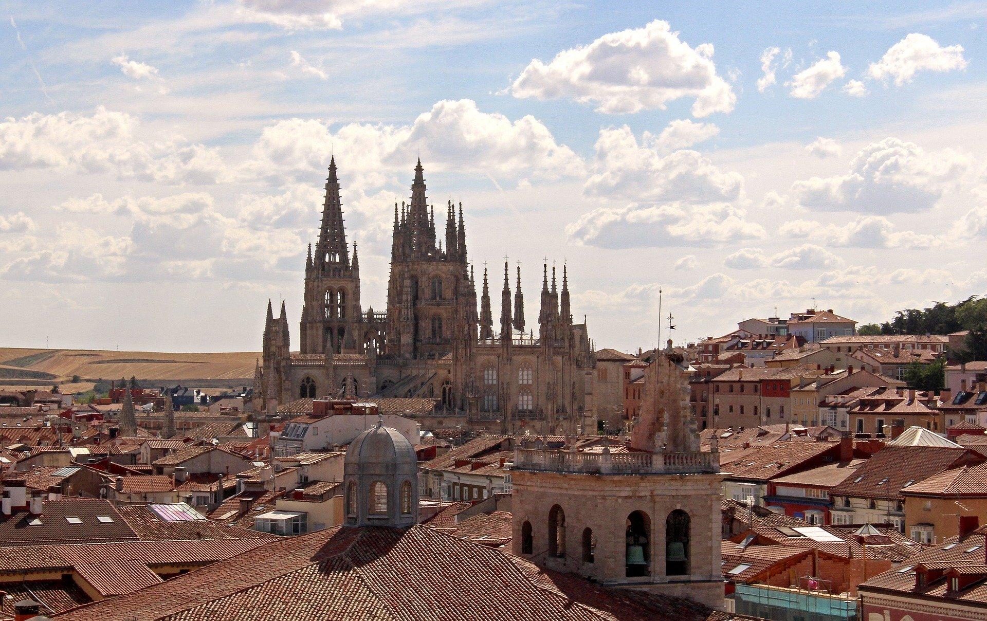 Burgos en Tren