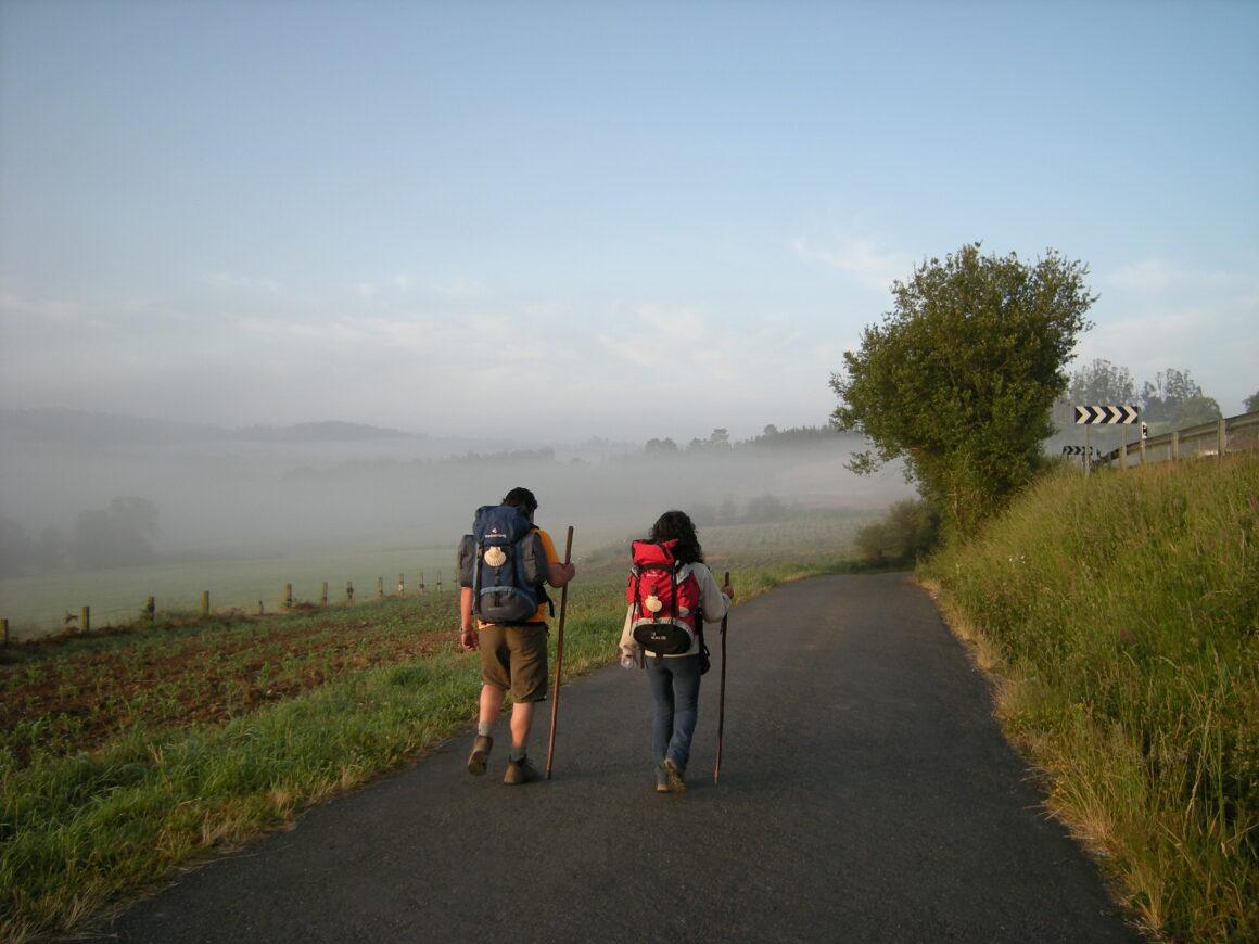 camino primitivo desde oviedo