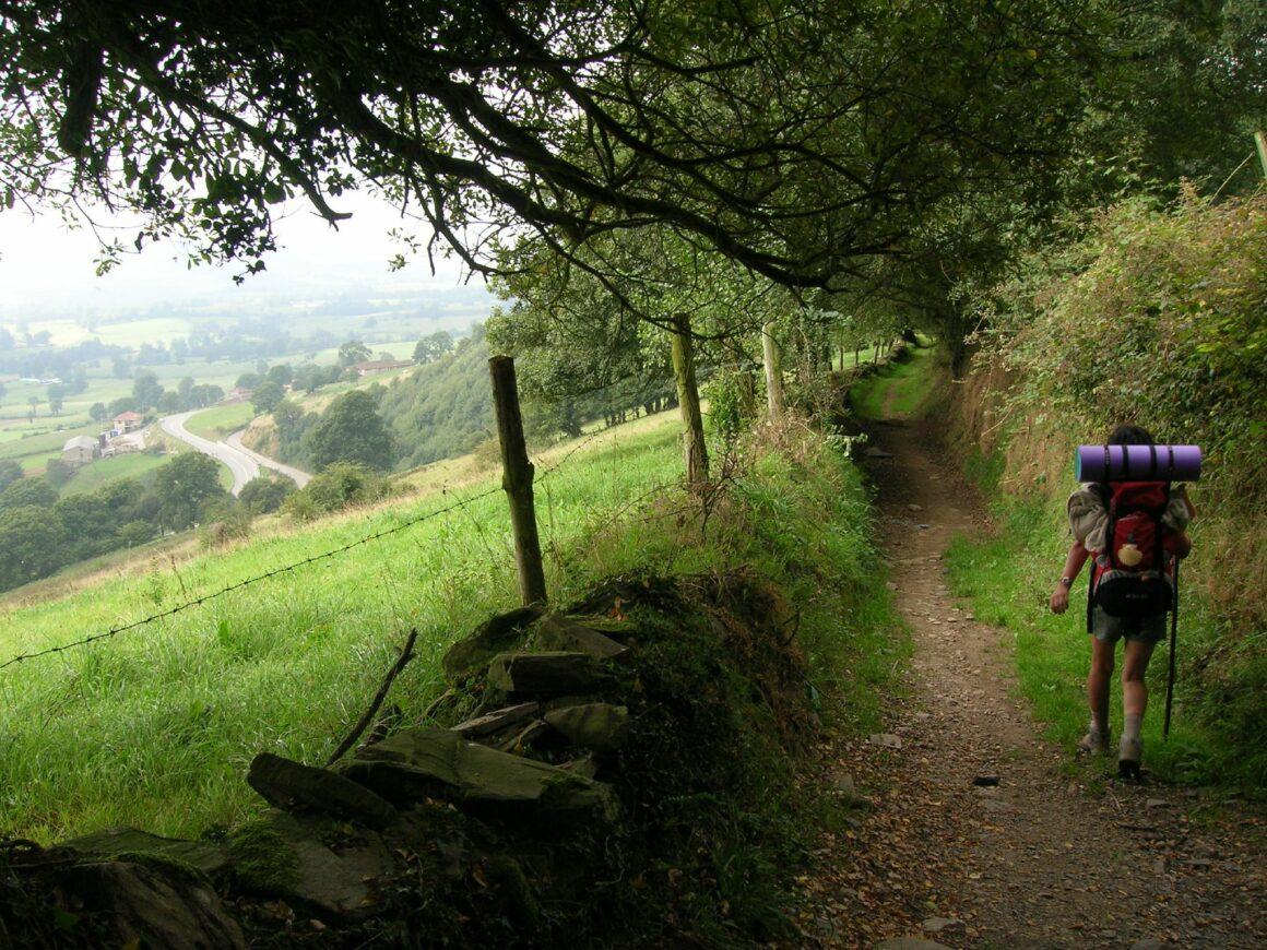 camino primitivo desde lugo