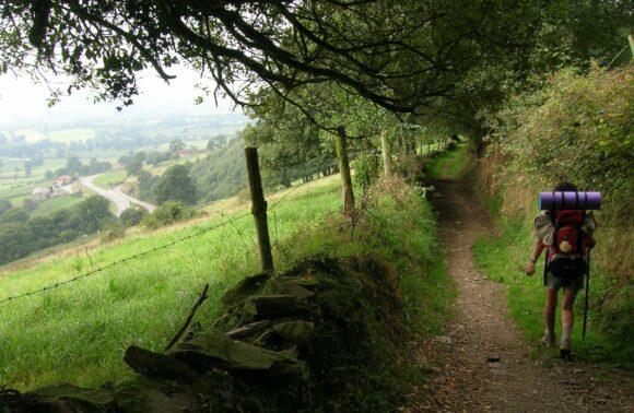 Camino Primitivo desde Lugo a Santiago en 5 etapas