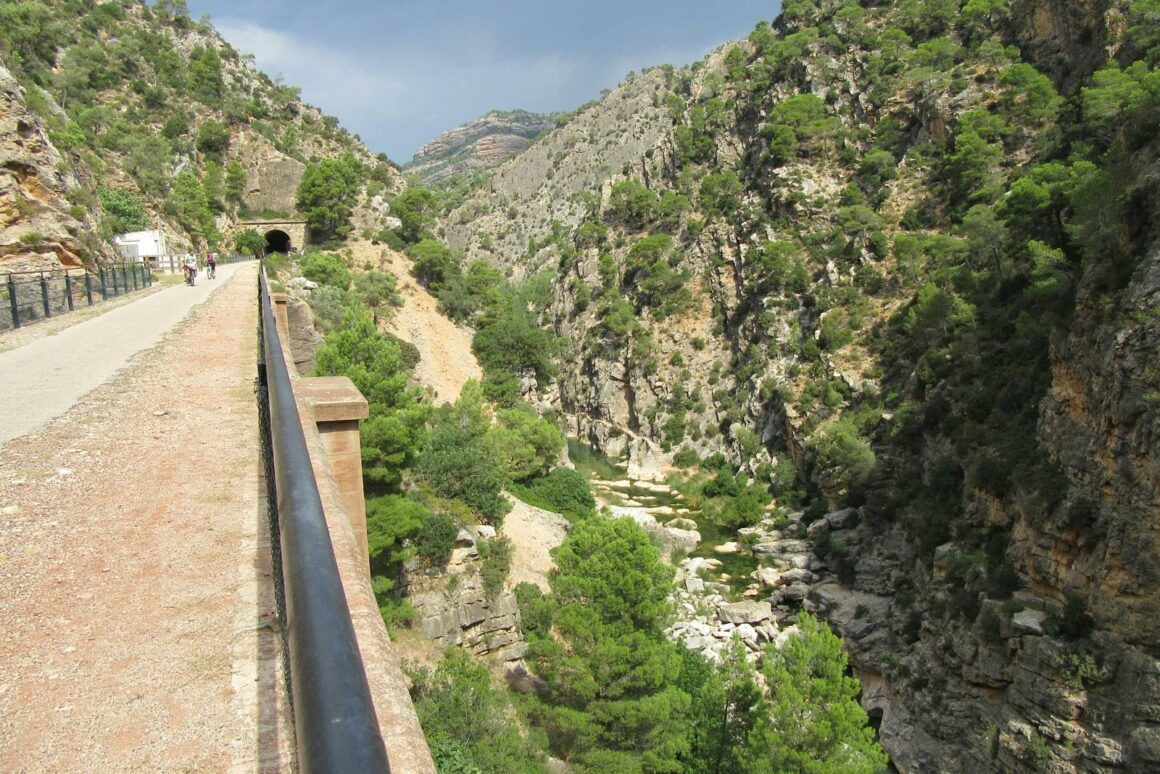 vía verde del Matarraña