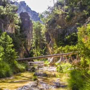 Cicloturismo por una Vía Verde del Matarraña