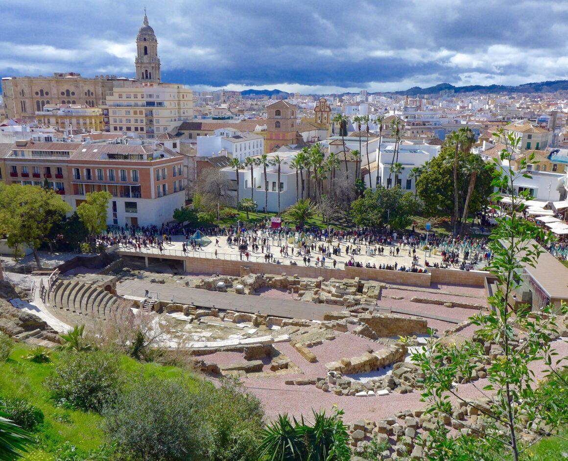 Viaje Fin de Curso a Málaga