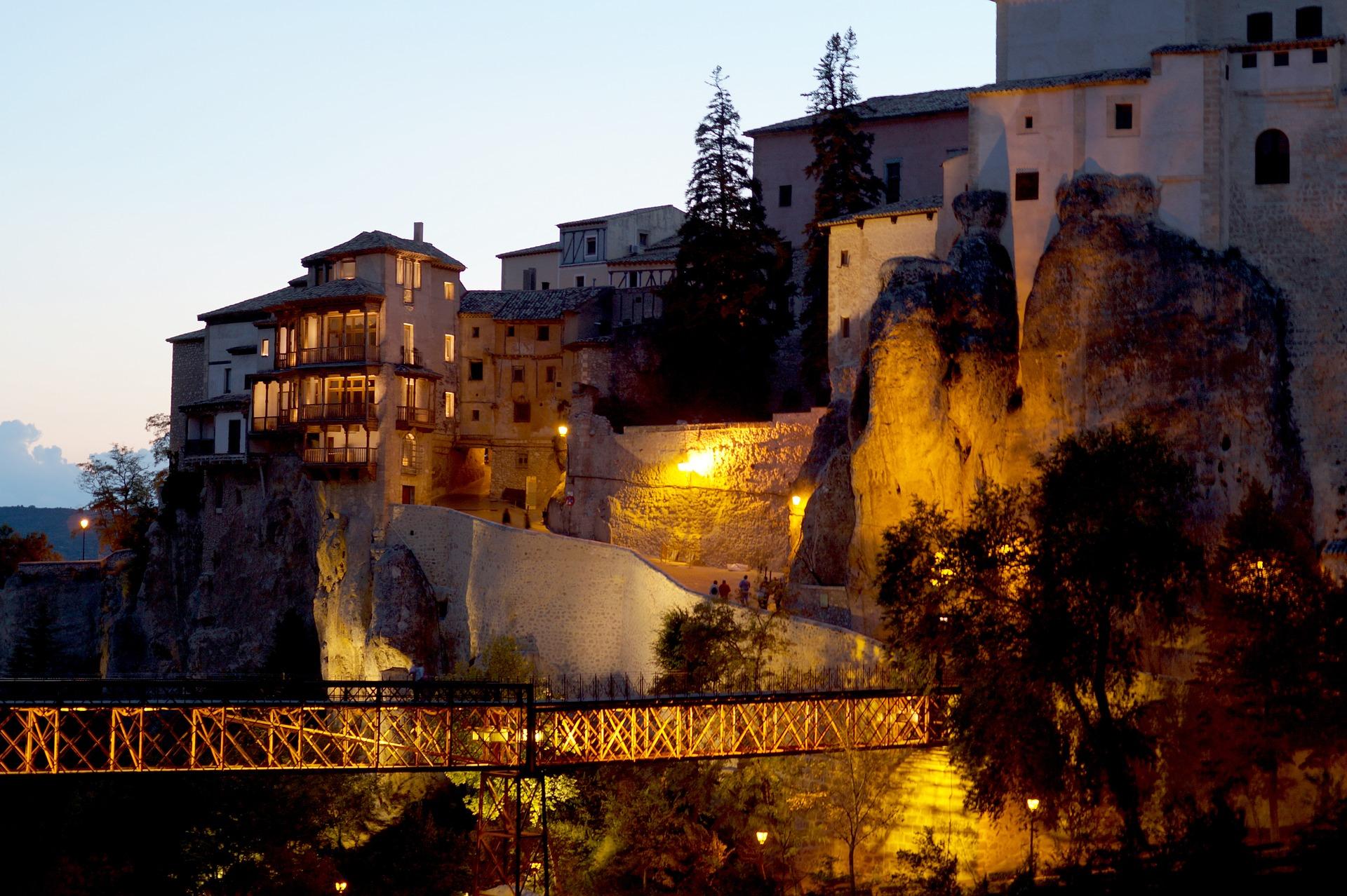 Cuenca en Tren