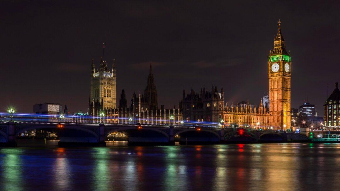 Londres en tren