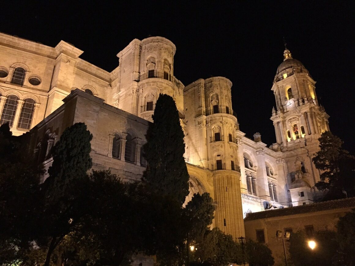 Malaga en Tren