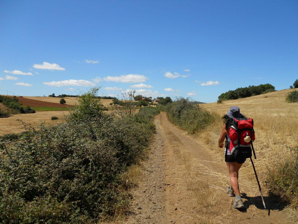 Ourense a Santiago en 6 etapas