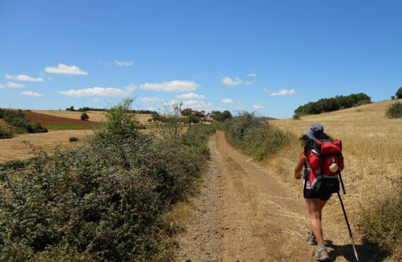 Via de la Plata desde Ourense a Santiago en 6 etapas