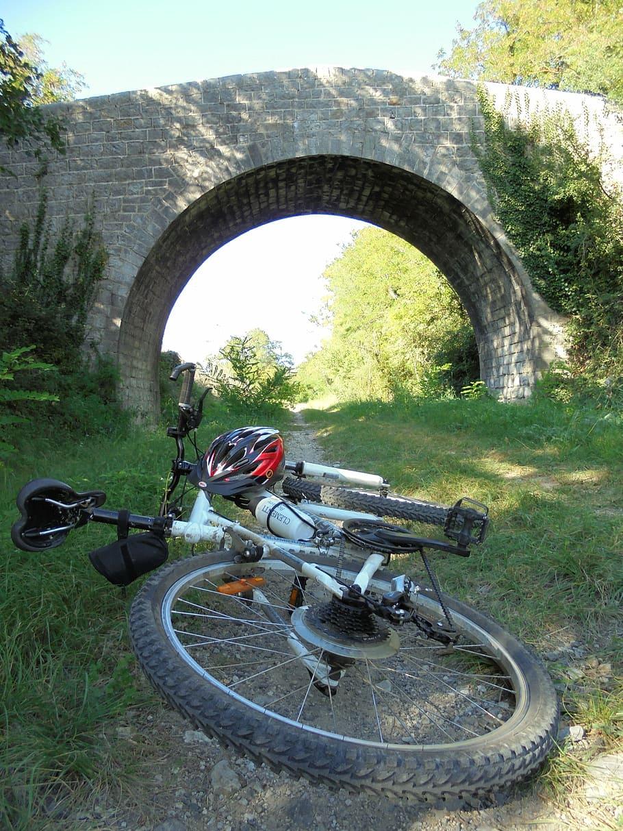 camino primitivo en bici
