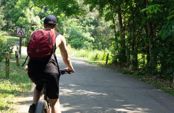 Camino Primitivo en bici desde Oviedo a Santiago