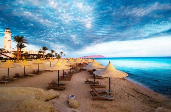 Egipto con Mar Rojo