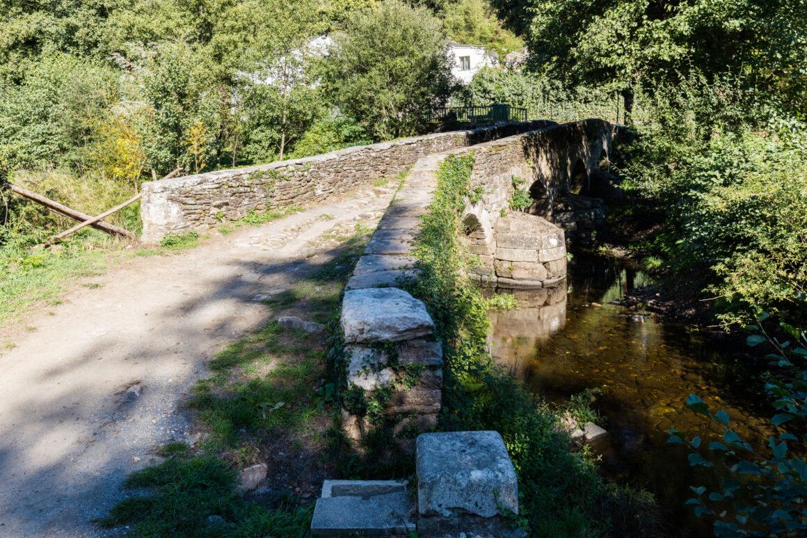 camino francés desde sarria en 5 etapas