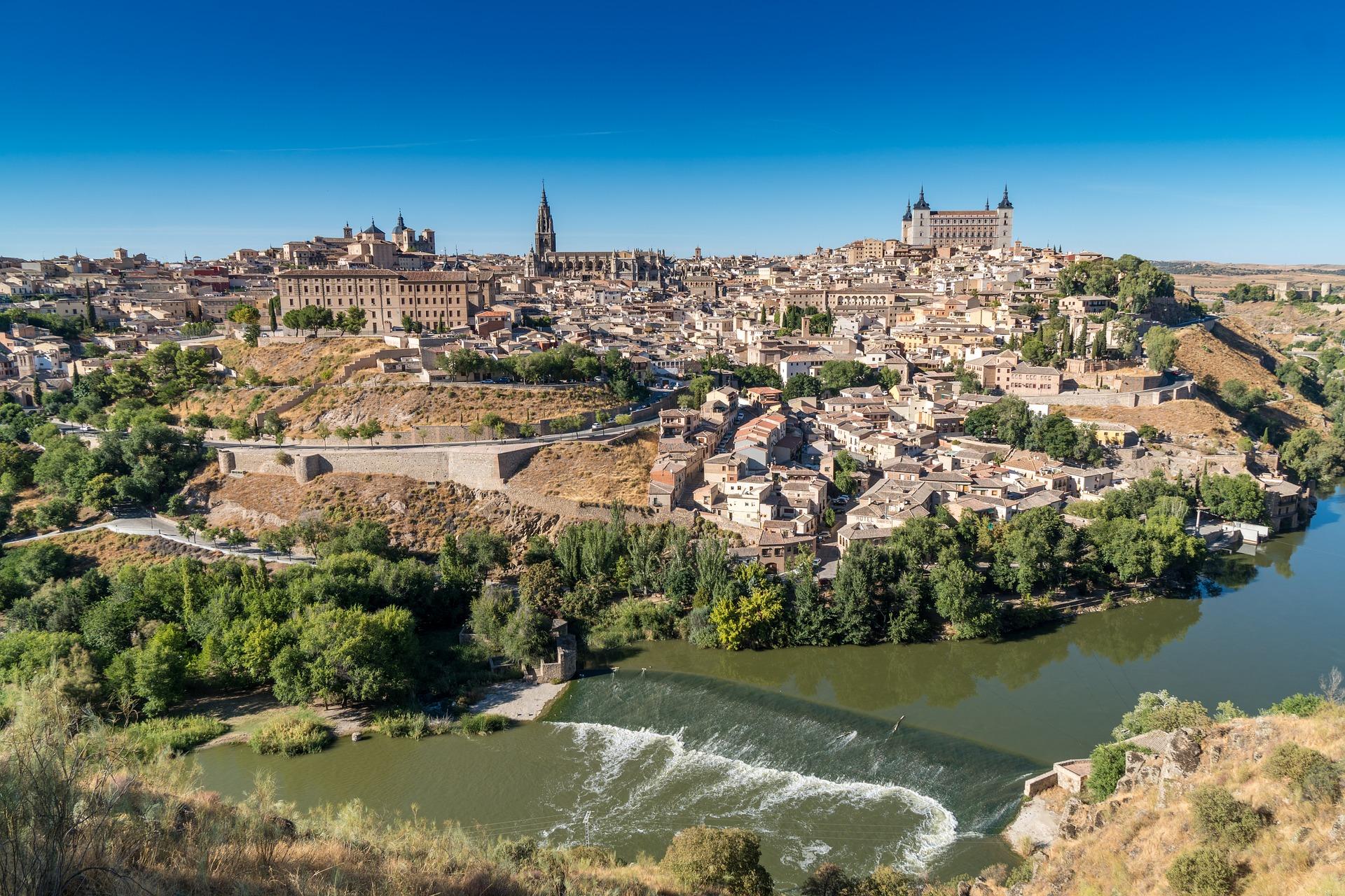 Toledo en Tren