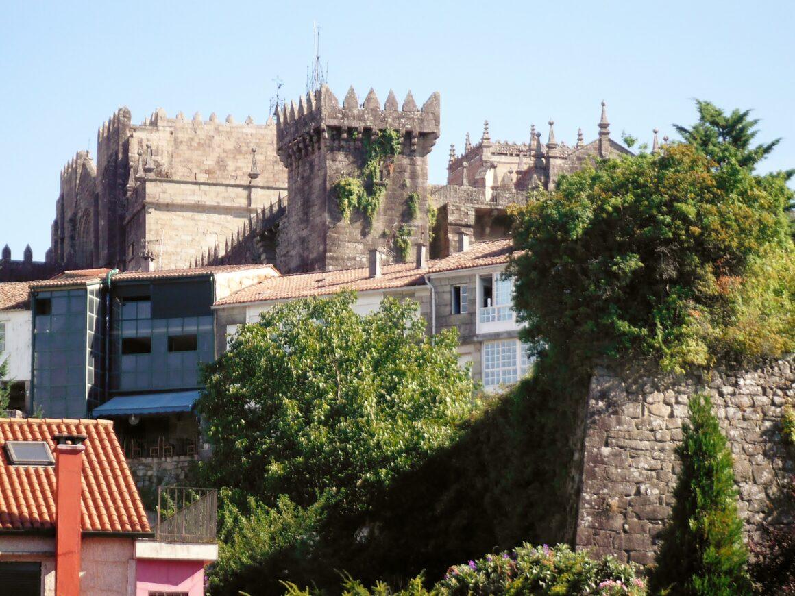 camino portugués desde tui