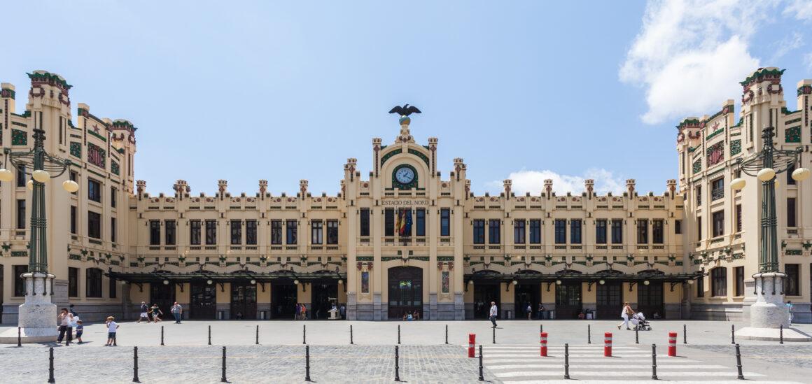 Valencia en Tren