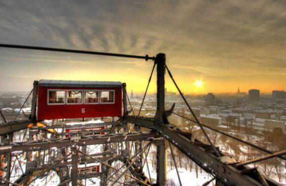 Viena, Budapest y Praga en invierno