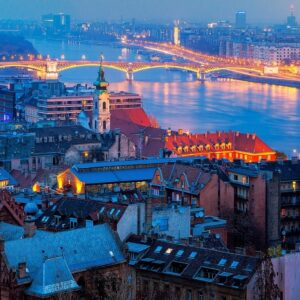 Budapest en invierno
