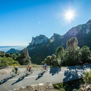 Cicloturismo Tarragona: El Priorat en bici de carretera