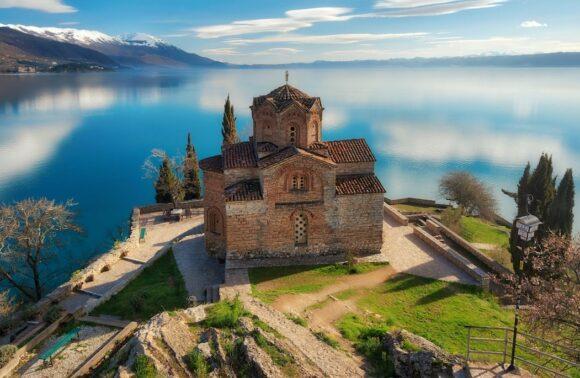 Montenegro, Macedonia y Albania