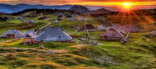 Recorrido por Eslovenia