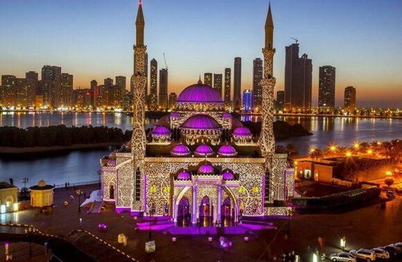 Joyas de los 5 Emiratos
