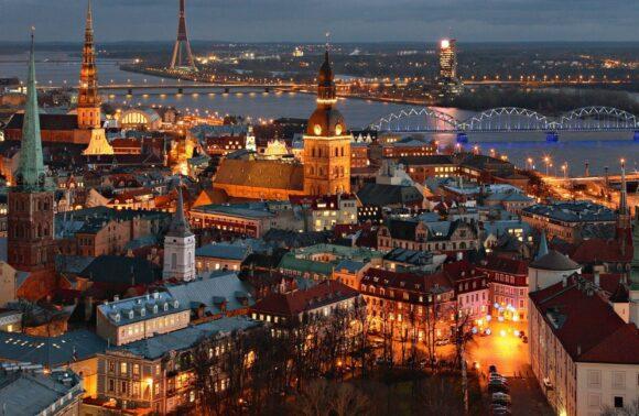 Escapada a Riga