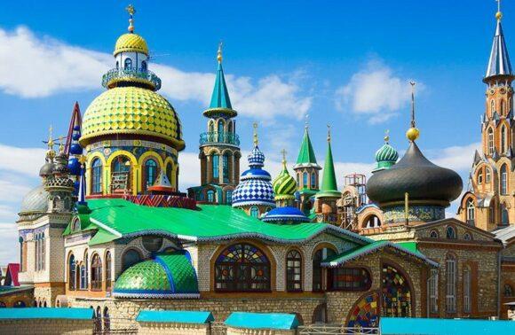 Combi Rusia y Tartaristán